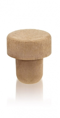 Synthetic pourer  with Synthetic cap effect imitation wood 29x13