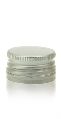 Screw cap with pre-threaded diameter 31,5xh18 disk in PE